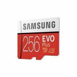 Samsung 100% Original Company Evoplus Grade3, Class10256gbmicrosdxc100mb/smemorycardwithsdadapter
