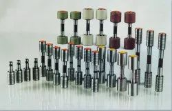 Loose Boss Rollers / Top Rollers / Apron Top Rollers For Worsted Ring Spinning Frame