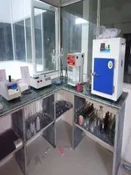 MINERAL WATER LABORATORY SETUP FOR INDUSTRIAL