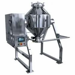 Stainless Steel Blending Machines, For Pharmaceuticals Industry, Capacity: 100 - 1000 L