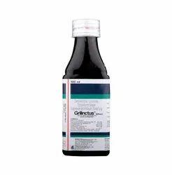 Grilinctus BM Cough Syrup, 100 ml