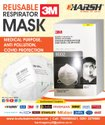 3 M9002 Face Mask K-90