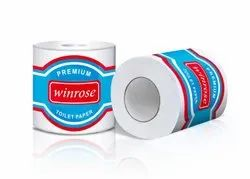 White WINROSE Toilet Paper Roll