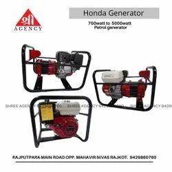 1.8KVA GX160 Honda Generator 1800 Watts, Single Phase