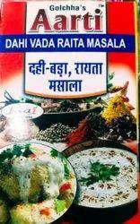 Dahi Vada Masala, Packaging Size: 100g