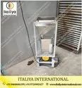 Cashew Dust Cleaner With Tin Filling Machine