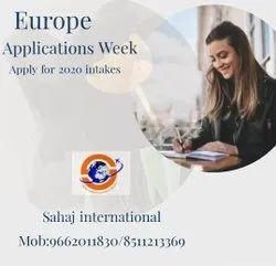 Study In Europe, Sahaj International