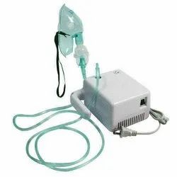 Dr. Morepen Portable Nebulizers Medical Machine, For Nebulization, Size: Compact