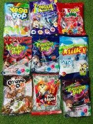 Candy Lollipop, Packaging Type: PACKET & JAR