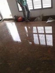 Red Granite Flooring Laying Service