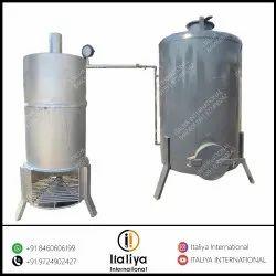 Cashew Nut Steam Boiler