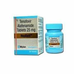 Hepbest 25 Mg Tablets