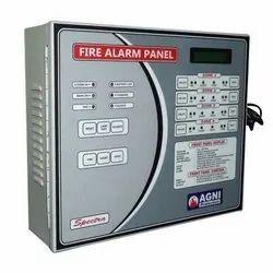 Agni 2 Zone Fire Alarm Panel, Model Name/Number: Spectra