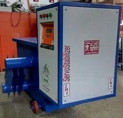 150 KVA Oil Cooled Servo Stabilizer