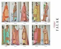 Falak By Belliza Cotton Digital Printed Daily Wear Dress Materials