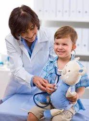 Unisex Child Medical Treatment Service, INDIA