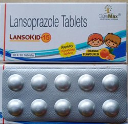 Lansoprazole 15mg Tablet
