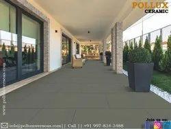 pollux 20mm Outdoor Porcelain Tile, Size: Medium