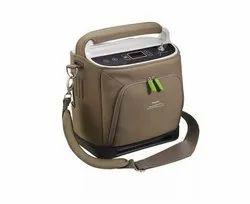 Portable 4.5 Kg Philips SimplyGo Oxygen Concentrator 2 LPM