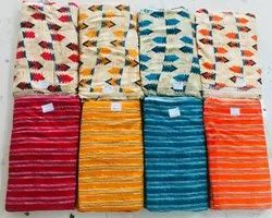 Fancy Printed Rayon Fabric