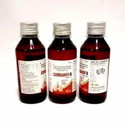 Dextromethorphan, Phenylephrine Hcl & Chlorpheniramine maleate Syrup, 100 ml