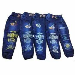 Regular Fit Party Wear Boys Denim Jeans