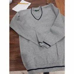 Plain Woolen Sweater