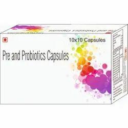 Pre And Probiotics Capsules