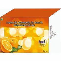 L-Arginine, DHA, Proanthyocyanidin, Zinc, Vitamin B6, Methylcobalamin & Folic Acid Sachet