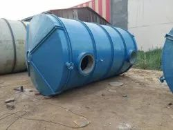 FRP Storage Tank For STP Treated water