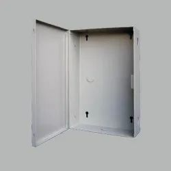 Mild Steel Rectangular Electric Control Panel Boxes, For Switches, Dimension: 8 X 14 Inch (w X L)