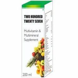 Multivitamin & Multimineral Supplement