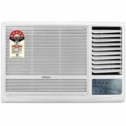 5 Star Hitachi Window Air Conditioner, Coil Material: Copper
