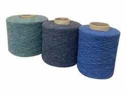 Plain 1 Ply 100gm Cotton Yarn, For Textile Industry, Count: 4 To 6