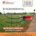 Hotter Fence Flashing Live Light