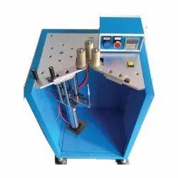Three Phase Manual Toroidal Core Winding Machine