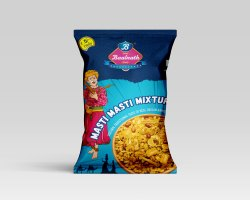 Baalnath Masti Mixture Namkeen, Packaging Size: 5 Rupee Packet