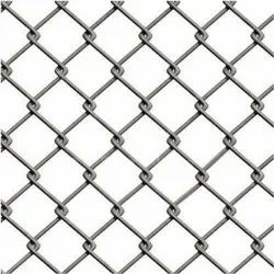 Hot Dip Galvanized Chain Link Fencing