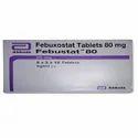 Zurig 80 Mg Tablets ( Febuxostat ) Medicine supplier