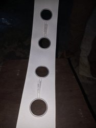 4 inch Eyelet Curtain Tape