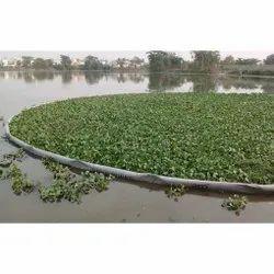 Duckweed Trash Floating Boom Barrier