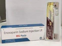 MG-Parin 40 mg/0.4 ml Enoxaparin Injection