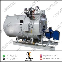 Small Cashew Steam Boiler