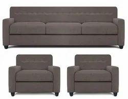 5 Seater Fabric Sofa Set