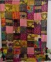 Silk Patch Kantha