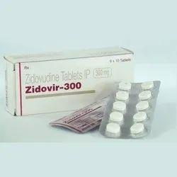 Zidovir (Zidovudine 300 Mg)