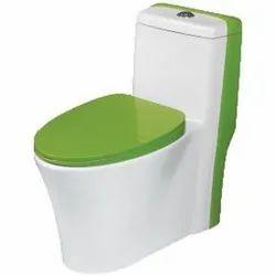 White Wall Mounted Bathroom Sanitary Ware