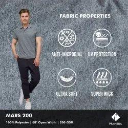 Polo Shirt Fabric
