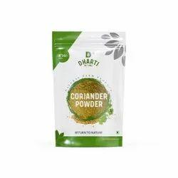 Green Zipper 25g Coriander Powder, For Cooking
