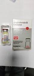Amphotericin B, Prescription, Treatment: Fungal Infections
